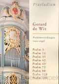 Psalmbewerkingen 1 voor orgel