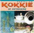 KOKKIE 6 DE ONTDEKKING LUISTERBOEK