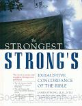 STRONGEST STRONG'S EXHAUSTIVE CONCORDANC