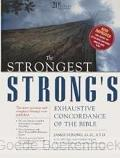 STRONGEST STRONG CONCORDANCE