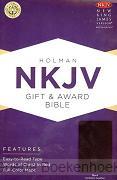 NKJV GIFT & AWARD BIBLE BLACK