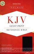 KJV GIANT PRINT BIBLE
