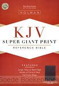 KJV - SUPER GP REF. BIBLE