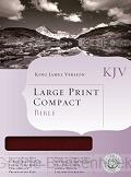 KJV LP COMPACT BIBLE