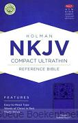NKJV COMPACT ULTRATHIN REF. BIBLE