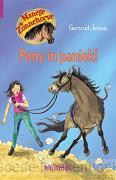 Pony in paniek