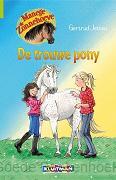 Trouwe pony