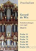 Psalmbewerkingen 4 voor orgel