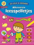 ALLEREERSTE LEESSPELLETJES / 4-5 JAAR 2D