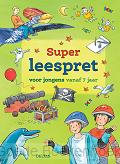SUPER LEESPRET VOOR JONGENS VANAF 7 JAAR