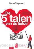5 TALEN VAN DE LIEFDE MANNEN EDITIE