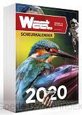 Scheurkalender 2020 weet