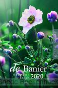 BANIER 2020 GROOT DAGBOEKKALENDER