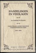 HANDELINGEN EN VERSLAGEN 1836-1869